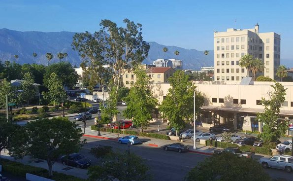 New study shows CEQA rarely impedes new projects. (Photo - Pasadena, staff).
