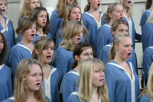 Denmark's Copenhagen Girls Choir