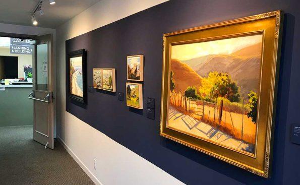 SPARC Gallery @ City Hall (Photo - southpasadenaca.gov)