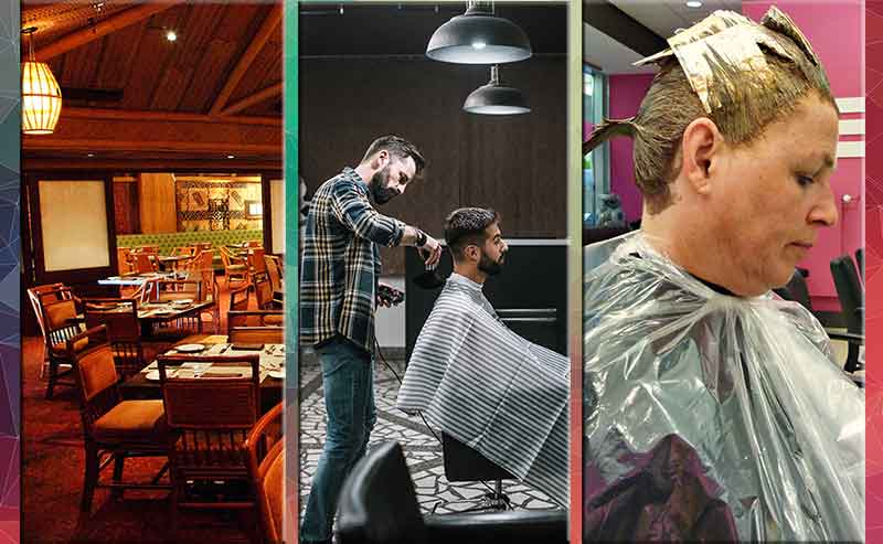 LA County to Reopen Restaurants, Hair Salons
